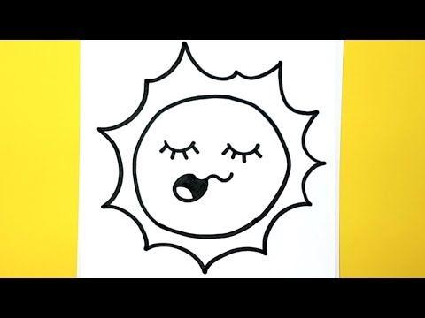COMMENT DESSINER UNE PASTEQUE KAWAII - YouTube | Dessins ...