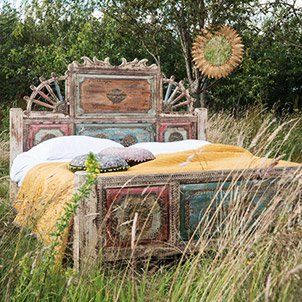 <h1>Boldly Bohemian: Furniture</h1><p>Rustic & colourful pieces</p> More