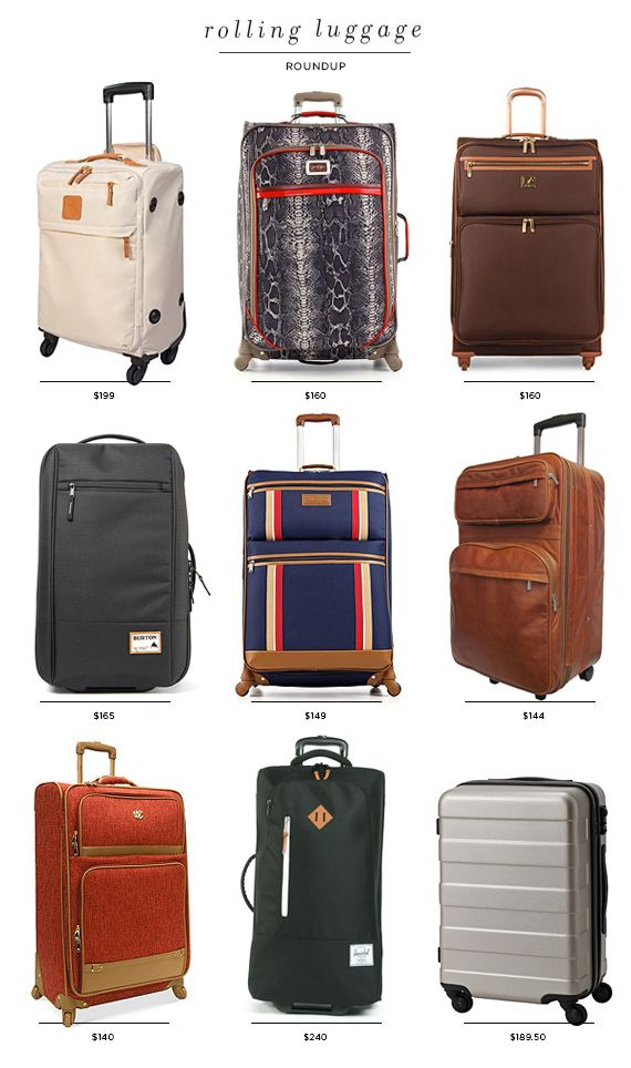 46 best Luggage images on Pinterest | Suitcases, Spinner suitcase ...