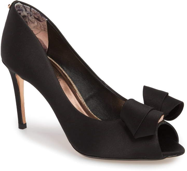 2d06ce9b38f5 Women s Ted Baker London Vylett Peep Toe Pump