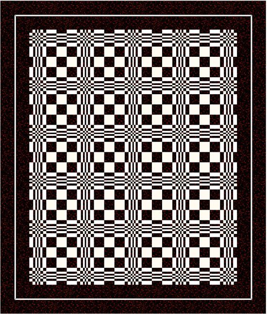Quilt illusions | Optical Illusions 3 Quilt « Patchworkmaniac's Blog