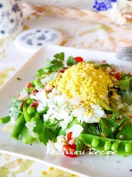 春野菜のミモザサラダ by ケチャウルレシピ