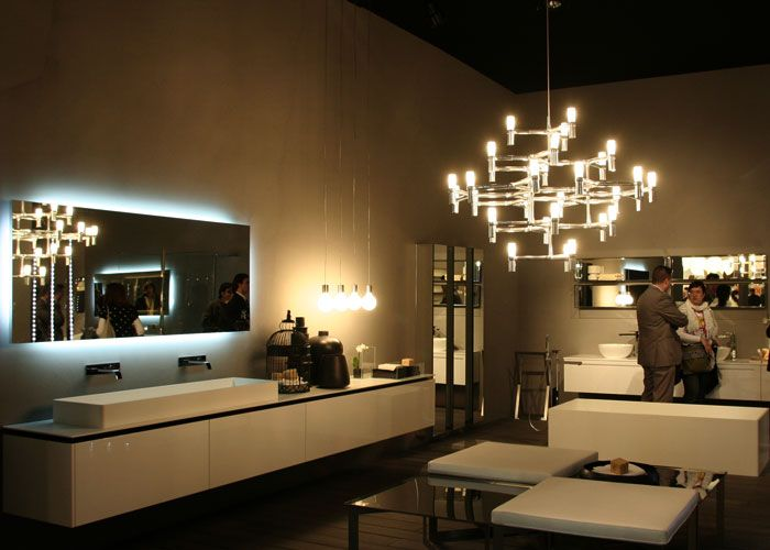 Crown major suspension light by nemo cassina our price for Cassina lighting