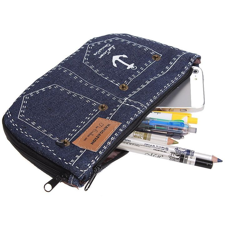 Max Large Retro Vintage Jeans Pattern Pencil Case Bag Holder Pouch Carrier Cosmetic Makeup Pouch Card Pocket   amazon:http://amzn.to/1wwQunN