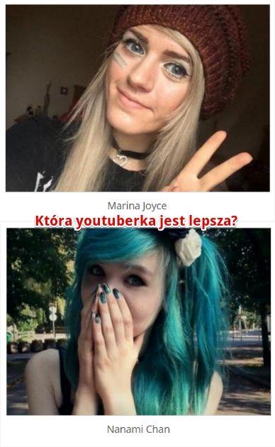 Która youtuberka jest ładniejsza?http://www.ubieranki.eu/quizy/co-wolisz/673/ktora-youtuberka-jest-ladniejsza_.html#CoWolisz