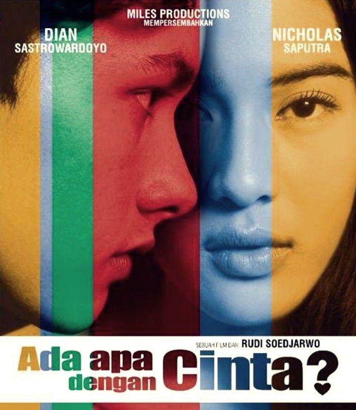 Film Romantis Indonesia Terbaik Ada Apa Dengan Cinta (2002)