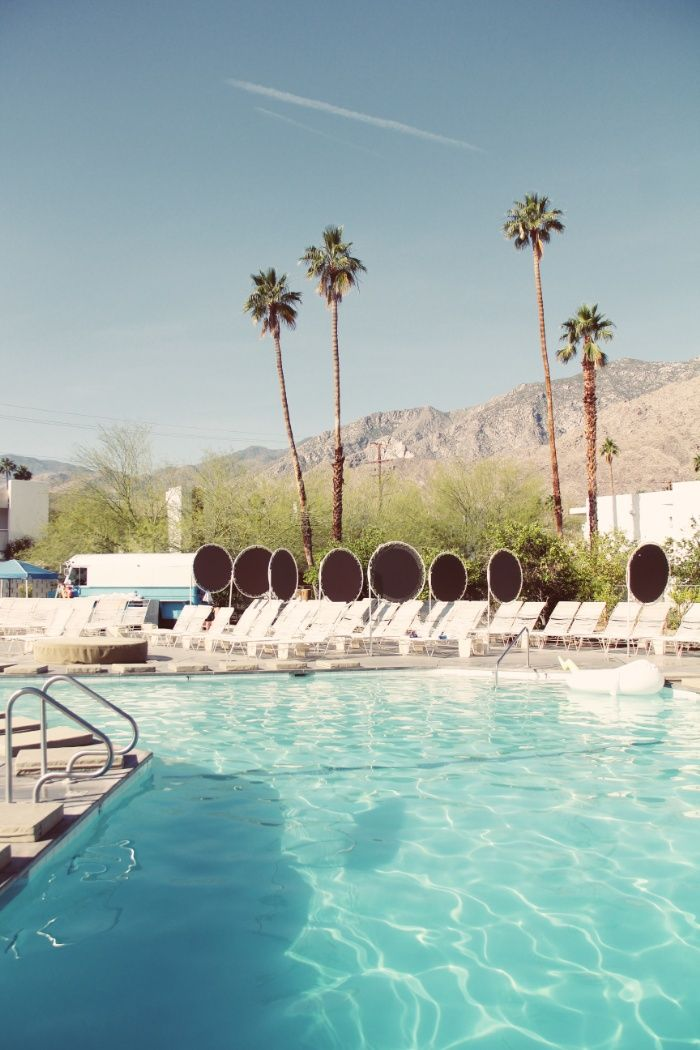 The Ace Hotel, Palm Springs.  https://society6.com/product/poolside-morning-jp6_print#s6-4834542p4a1v45