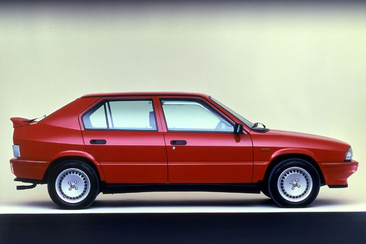 Alfa Romeo 33 1.5 Ti (1986)