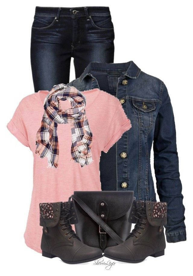 """""""Untitled #1360"""" by sherri-leger ❤ liked on Polyvore featuring Levi's, Fat Face, Status Anxiety and Wet Seal"""