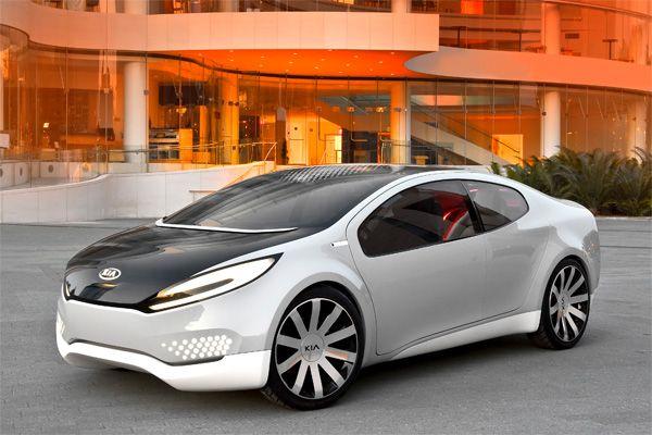 Kia Ray: Plug-in-Hybrid-Fahrzeug mit 80 km elektrischer Reichweite