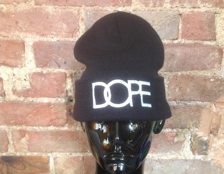 check out 33d7c 5ef1f ... reduced dope beanie hat f0dd4 dcab0 ...