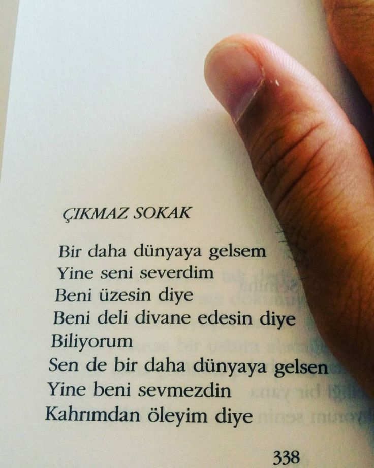 Aynen öyle be şair