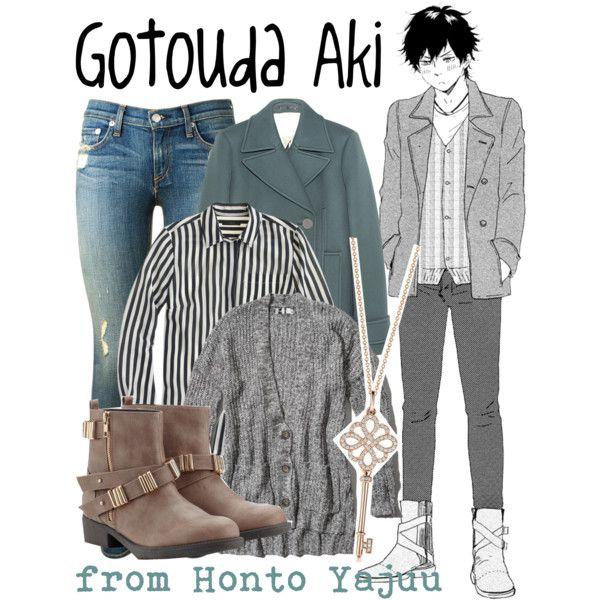 [Honto Yajuu] Gotouda Aki - Chapter 10