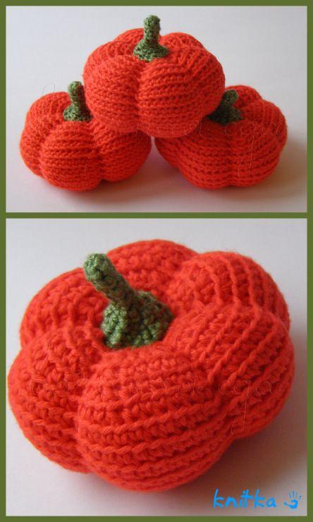 Gallery.ru / Фото #25 - Вязаные витамины (фрукты и овощи) - knitka