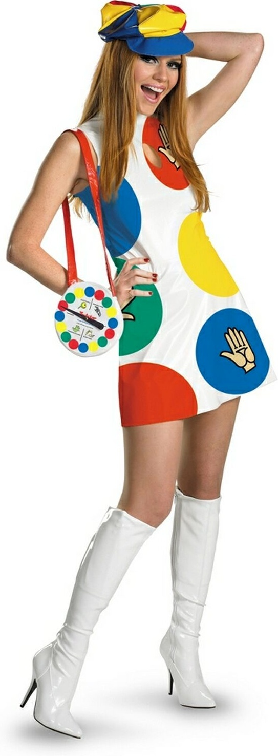 Dress up xl games - This Costume Is A Throw Back To Twister The Game I Think It S So Cute