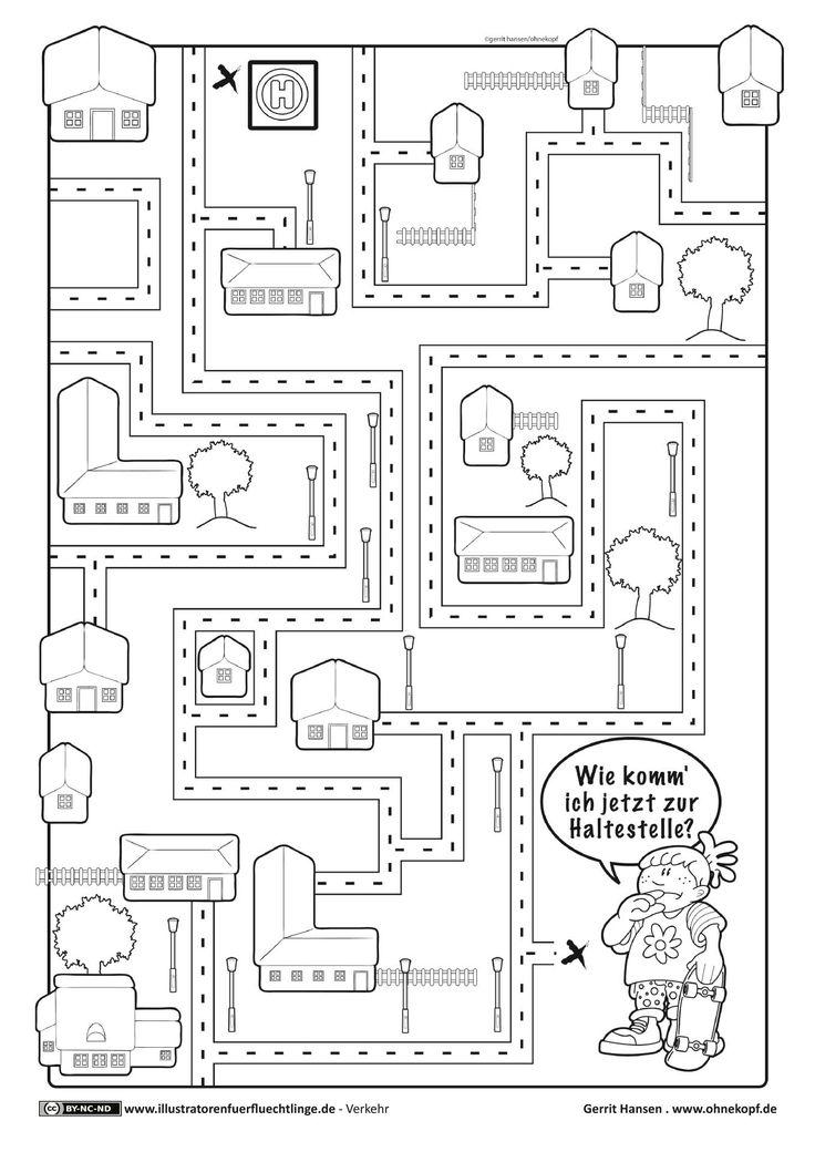 Download als PDF:Verkehr -Labyrinth – Hansen