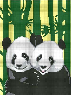 crochet panda baby blanket   day ago Free , online animal crochet patterns . Featured Pattern of ...