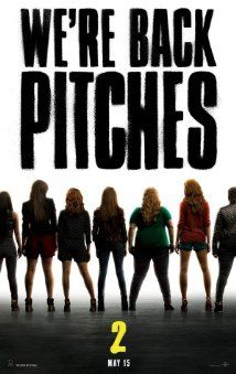 Pitch Perfect 2: (2015) PG-13 - Stars: Anna Kendrick, Rebel Wilson, Hailee Steinfeld. A collegiate a cappella group called the Barden Bellas enter into an international competition that no American team has ever won before.