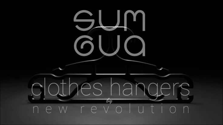 Sum Gua - just pegless....& more  hanger clothes hanger laundry pegless