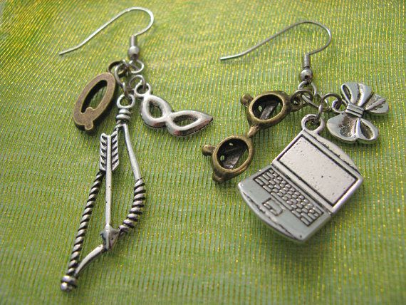 OLIVER and FELICITY  OLICITY Arrow Inspired by ZivaKreations, $18.00