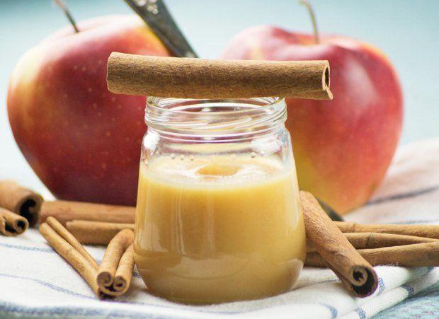Apfel-Zimt-Aufstrich