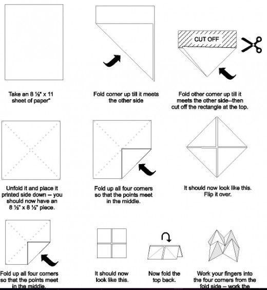 best 25 paper fortune teller ideas on pinterest fortune