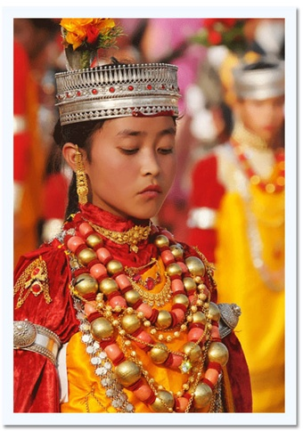 The Khasi are an indigenous or tribal people, the majority of whom live in the State of Meghalaya in North East India, with small populations in neighbouring Assam, and in parts of Bangladesh
