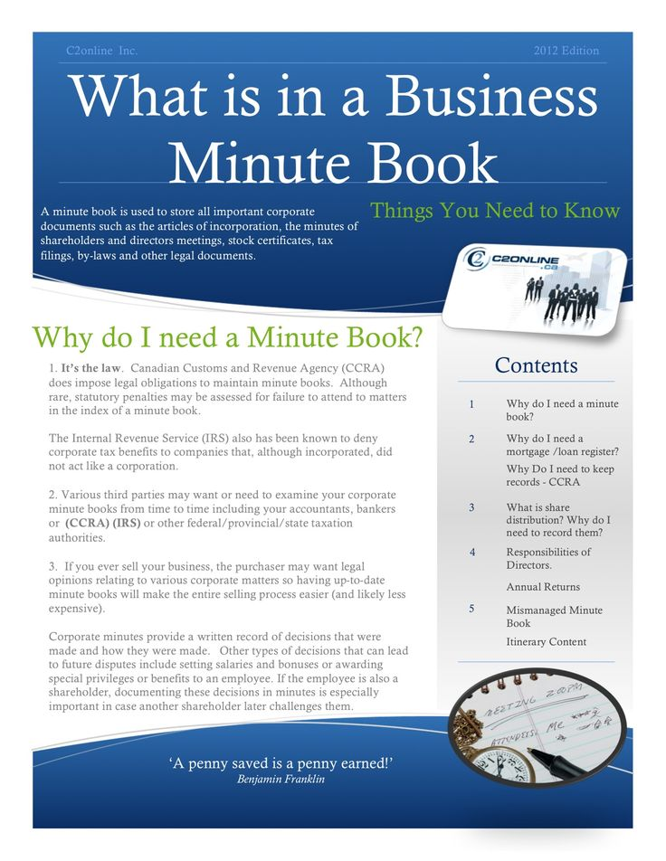 8 best quickbooks online world images on pinterest cloud free ebook what is in a minute book a minute book is used to store all important corporate and legal documents fandeluxe Choice Image