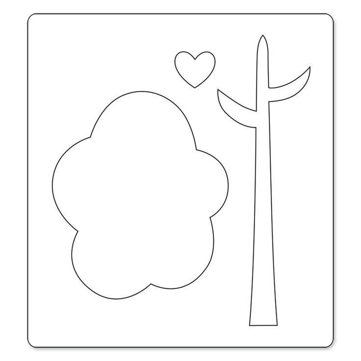 Sizzix.com - Sizzix Bigz Die - Tree & Heart