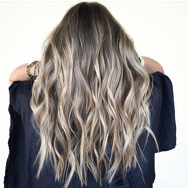 All about being Bronde. Color by @beckym_hair  #hair #hairenvy #haircolor…