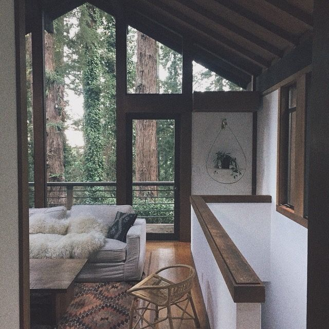 The mid-century modern style I love and want to live in one day