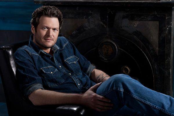 Blake Shelton-Unapologetically alcoholic. My highest regards. ;)