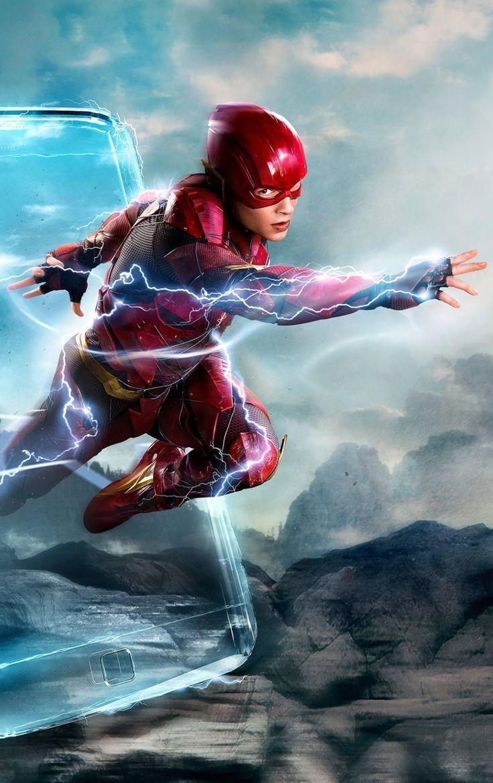 Wonderful Wallpaper Ezra Miller Justice League Movie Superhero Flash 2018 8401336 Wallpaper Justice League Flash Justice League Flash Wallpaper Flash phone wallpaper hd