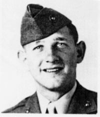 """Ralph Anthony """"Iggy"""" Ignatowski (April 8, 1926 – March 4–7, 1945) was a United States Marine Corps private who was captured and killed by the Japanese in the Battle of Iwo Jima during World War II. The circumstances of this personally involved one of the Iwo Jima flag raisers, John Bradley. Ignatowski's death is also mentioned in the book Flags of Our Fathers, coauthored by the son of flag raiser John Bradley. The following are his recollections of Ignatowski's death: """"I have tried so hard…"""