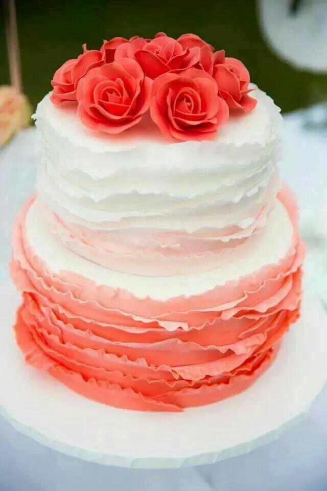 Torta soft roses