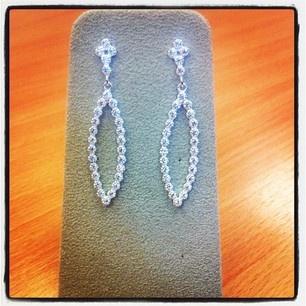 We love these CZ drop earrings from Fields