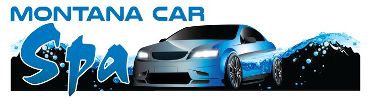Montana Car SPA #logo designed by Logo Design Company