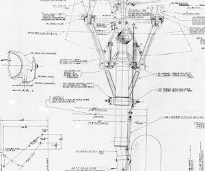 Chance Vought F4U-1 Corsair Blueprints Aircraft Manuals