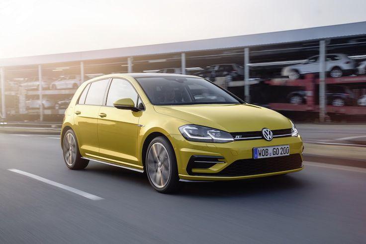 VW Golf 2017 disponibil acum cu Noua Motorizare 1.5-Litri TSI