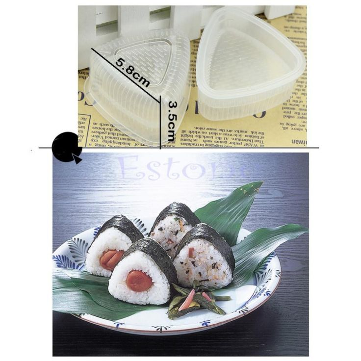 Sushi Tools Type: Sushi Molds Model Number: 28373 Brand Name: bingo Material: Plastic Feature: Eco-Friendly Feature: Stocked Type: Sushi Tools