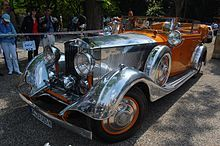 Rolls-Royce Phantom II - Wikipedia