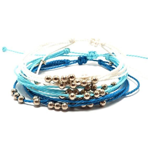 Zestaw bransoletek, bransoletki sznurkowe, bransoletki makrama, bransoletki przyjazni, macrame bracelet, macrame jewelry