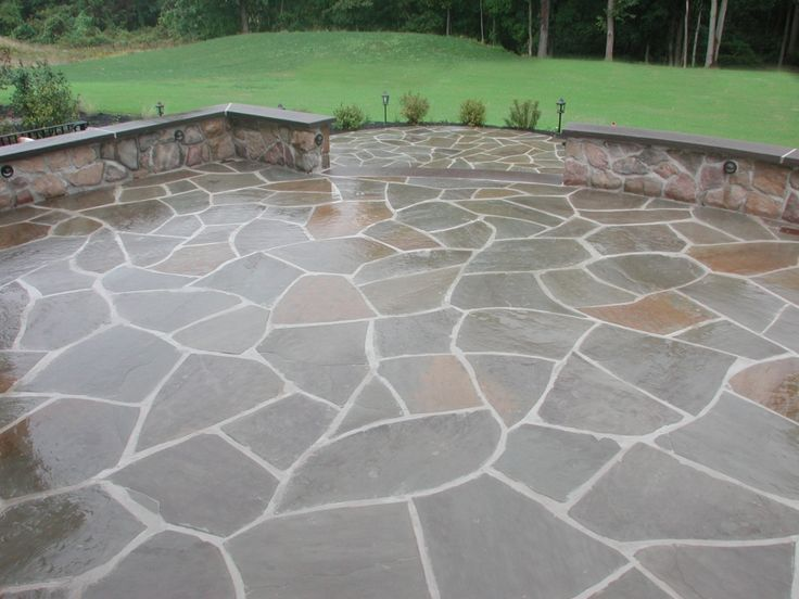 Image Result For Crab Orchard Stone Pool Patio