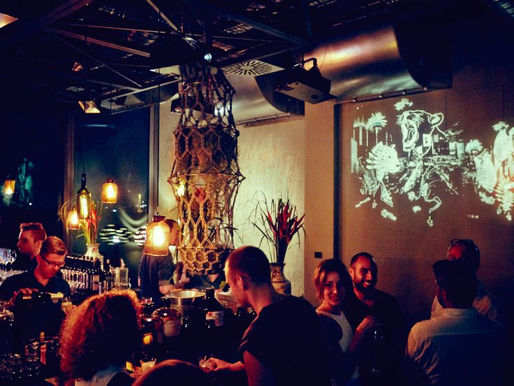 Monkey Bar im 25hour Hotel Bikini Berlin