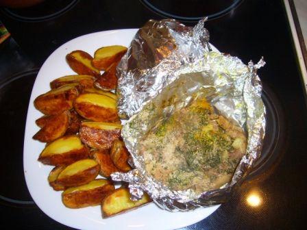 Кулинарные рецепты: Свинина, приготовленная особым способом.
