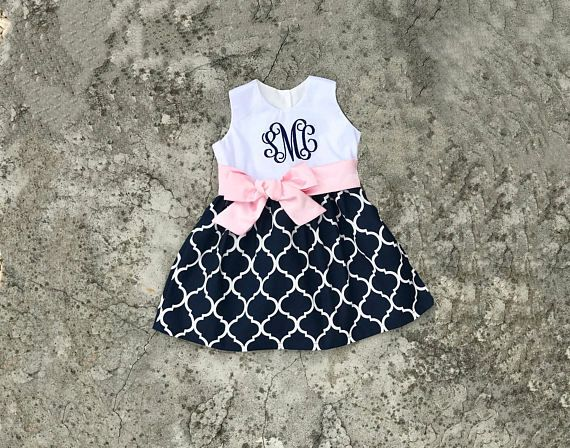 Monogram baby girl clothes baby girl easter outfit toddler