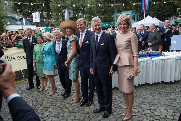 200 Years Of The Kingdom Of The Netherlands In Maastricht