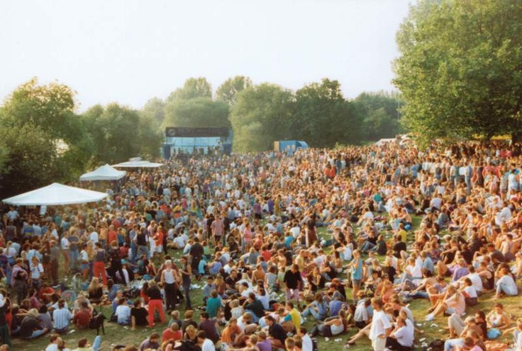 Fährmannsfest 1991  #Linden #Hannover #Fährmannsfest