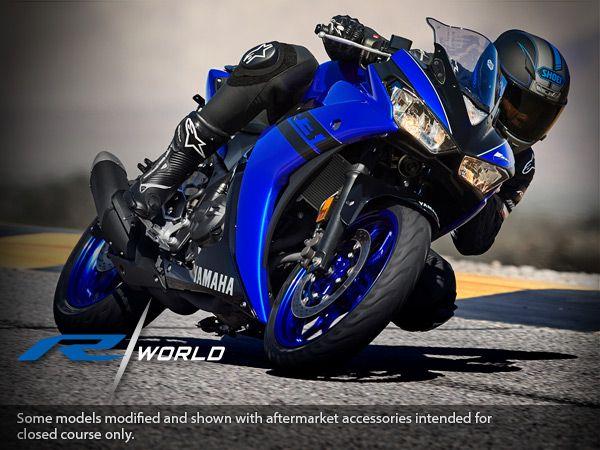 2018 Yamaha Yzf R3 Supersport Motorcycle Yamaha R3 Yamaha Yzf