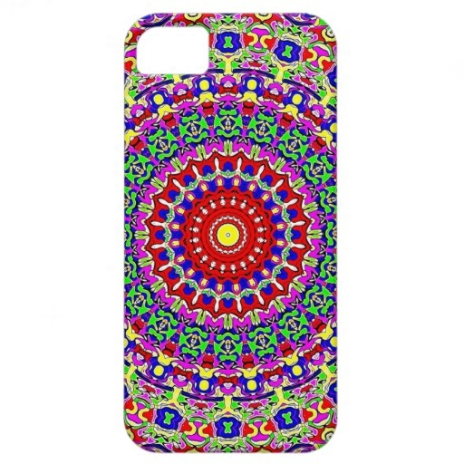 Colorful Kaleidoscope case